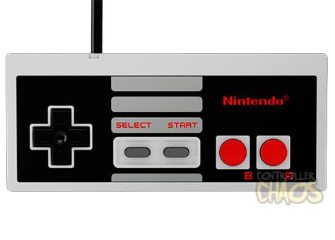 BYO NES Nes Controller Schematic on
