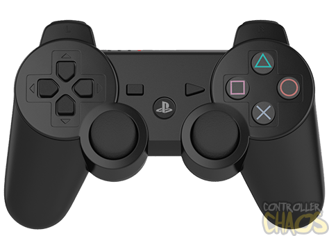 ps3 build your own custom controllers controller chaos