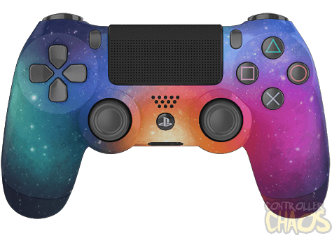 Galaxy - PlayStation 4 - Custom Controllers - Controller Chaos