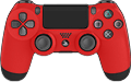 SONY DualShock 4 - Red