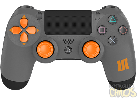 Bo3 Limited Edition Playstation 4 Custom Controllers