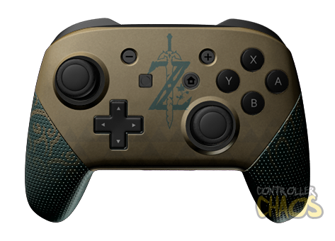 zelda special edition switch console