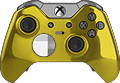 Xbox One Elite: Chrome Gold