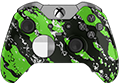 Xbox One Elite: Green Splatter