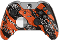 Xbox One Elite: Orange Splatter