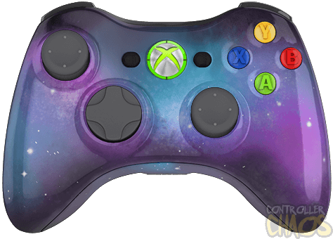 Galaxy Edition - Xbox 360 - Custom Controllers ...