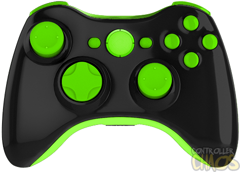 Monster Energy Edition - XBOX 360 - Modded Controllers