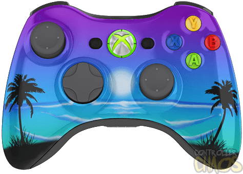 Moonlight Oasis - Custom Controllers - Xbox 360 ...