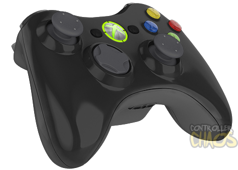 Xbox 360 Build Your Own Custom Controllers Controller Chaos
